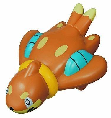 ハッピーセットの「およぐブイゼル」は水面を泳ぐ