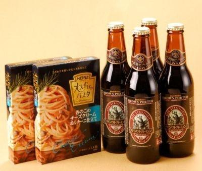チーズと相性の良い黒ビールをセレクト「ブラウンポーター」