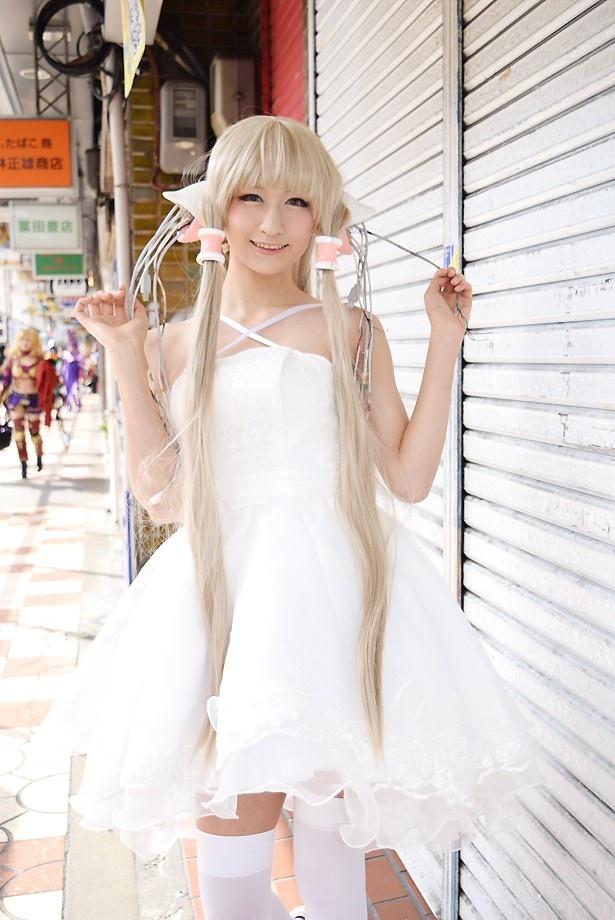 関西最大級のコスプレイベント!ストフェス2016で見つけた美人コスプレイヤー(その1)