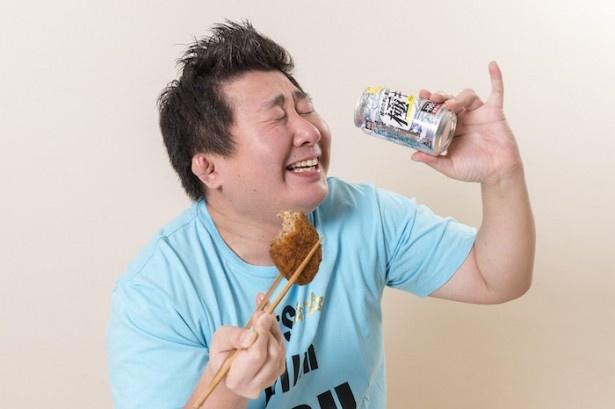 肉汁じゅわーの濃厚メンチカツ「小島商店チョップカツ」(10個入り3980円)もグイグイいけちゃいます!