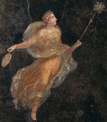 後1世紀ナポリ国立考古学博物館蔵「踊るマイナス」