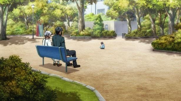 19話で陽と舞亜が訪れたのが「阿佐谷けやき公園」