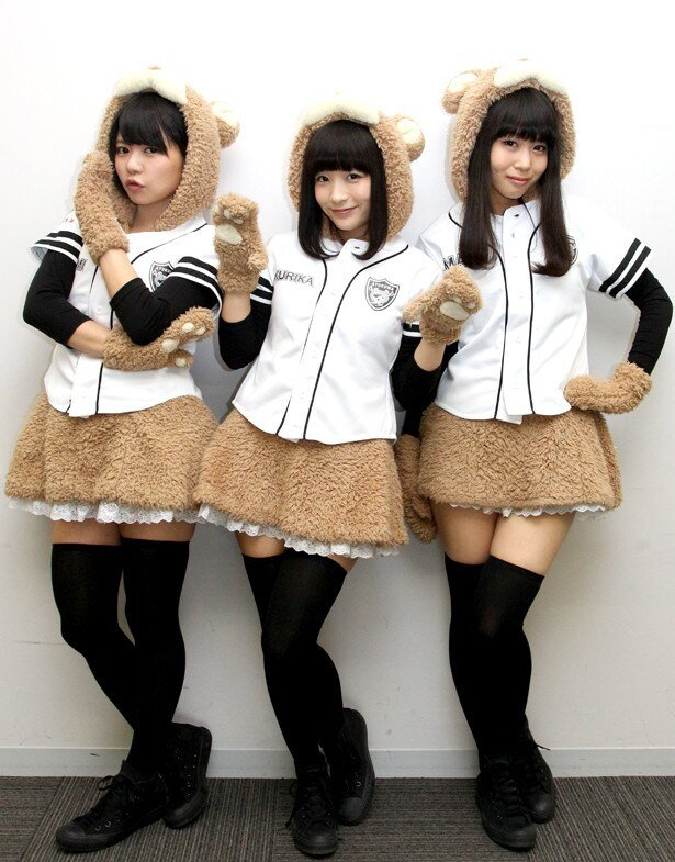 4月1日(金)に「saku saku」を卒業するあゆみくりかまきの3頭が、番組への思いなどを明かす