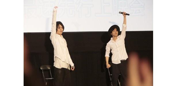 「田中くんはいつもけだるげ」はキャスト陣もけだるげ…からの力強い「ハリウッド行きます!」宣言!!