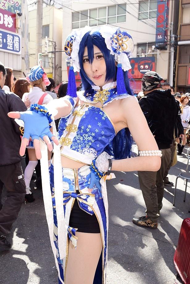 「ラブライブ!」コスプレ特集!ストフェス2016で見つけた美人コスプレイヤー(その4)