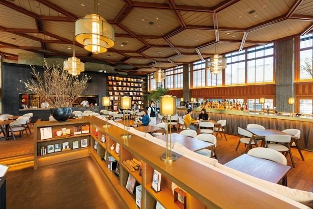 「京都モダンテラス」オープン当初から行列の絶えない人気店