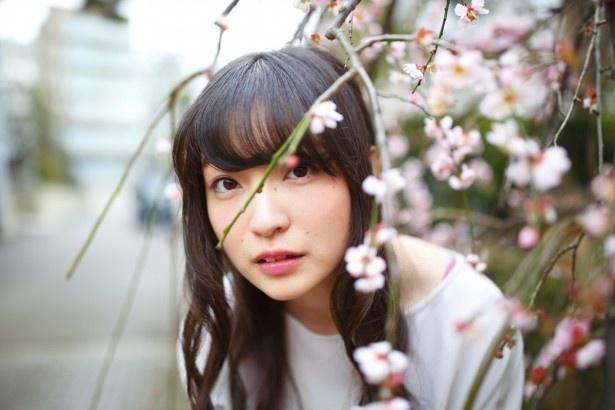 上田麗奈フォトコラム第11回・街に訪れた春の色