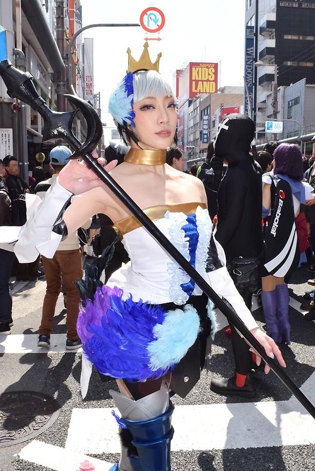 「艦これ」などゲームキャラも多数!ストフェス2016で見つけた美人コスプレイヤー(その5)