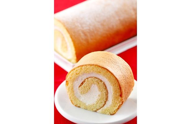 お米のロールケーキ