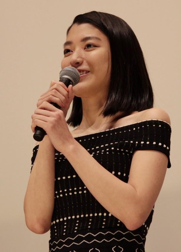 主人公の野間響子を演じた成海璃子は、女の性を繊細かつ体当たりの演技で表現した