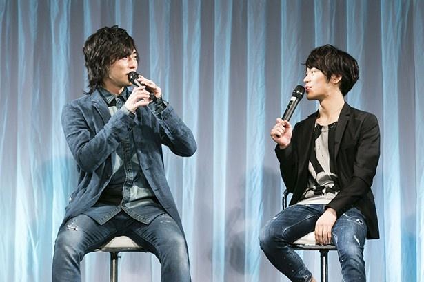 大塚明夫キャラが初披露!初ヒロイン美山加恋の見事な演技力も判明した「エンドライド」ステージ 【AnimeJapan 2016】