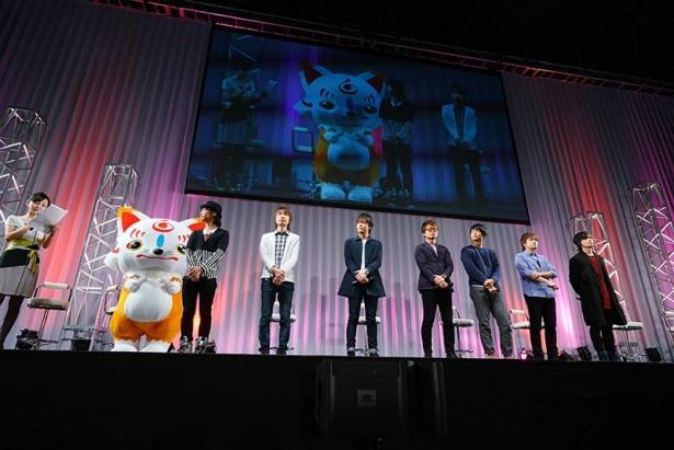 異例のWアニメ化が審神者に祝福された「刀剣乱舞」ステージ【AnimeJapan 2016】