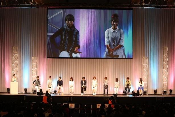 出演者全員がキュンキュン♪ 劇場アニメ「ずっと前から好きでした。」ステージ【AnimeJapan 2016】