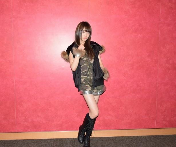 ゆうみんこと志田友美は、自分の美貌に絶対の自信を持っているそう