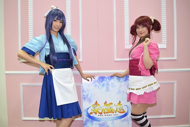 セクシー美女が続々集結!AnimeJapan 2016で見つけた美人コスプレイヤー20連発