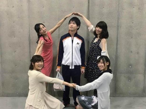 小林裕介、人生初コスプレはジャージ姿!「Re:ゼロから始める異世界生活」ステージ【AnimeJapan 2016】