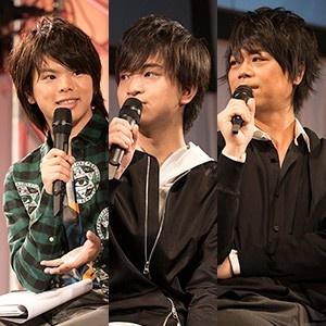 浪川さんと変人コンビが熱戦を語った「ハイキュー!! セカンドシーズン」ステージ【AnimeJapan 2016】