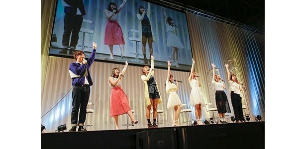 劇場版「響け!ユーフォニアム」はキャラの距離感やあの曲にも注目!【AnimeJapan 2016】