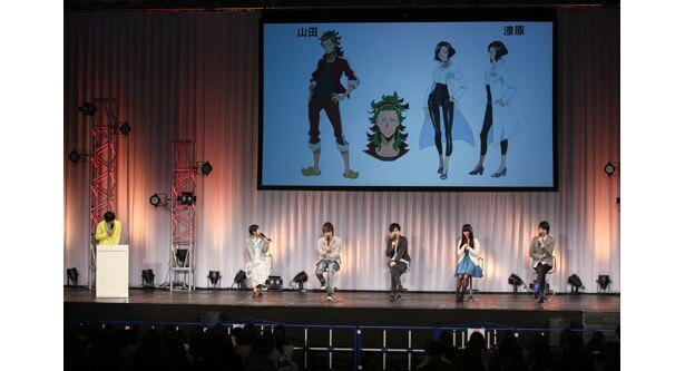 AnimeJapan 2016「キズナイーバー」ステージの様子