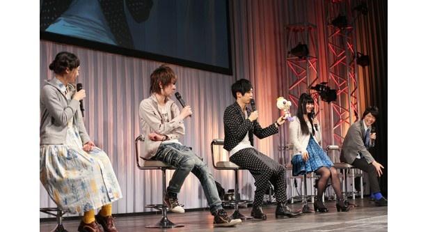 梶裕貴らが登場!新キャストも解禁された「キズナイーバー」ステージ【AnimeJapan 2016】