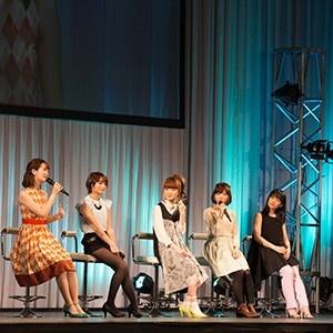 謎に包まれていた瀬戸麻沙美、井澤詩織らの配役が発表された「ポッピンQ」ステージ【AnimeJapan 2016】