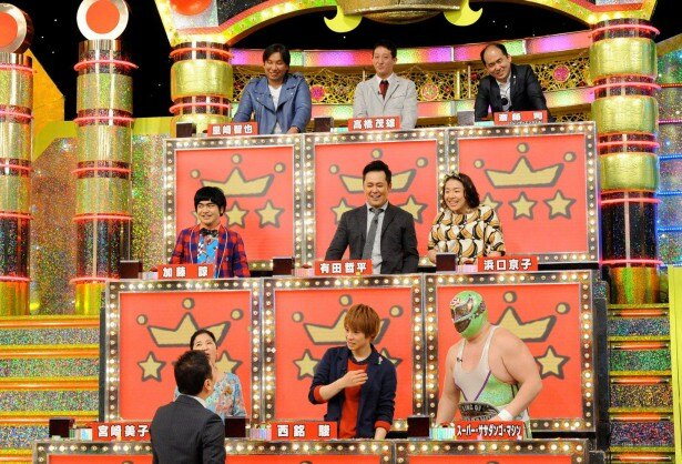 """西銘駿ら""""人気者ナイン""""が個性派俳優たちとクイズバトルを展開!"""