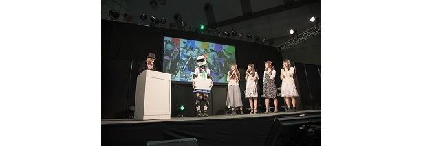 上田麗奈、東山奈央らバイク部が全員集合!「ばくおん!!」トークステージ【AnimeJapan 2016】