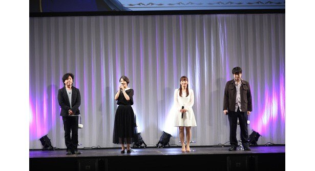 「Fate Project」発表会イベントの様子