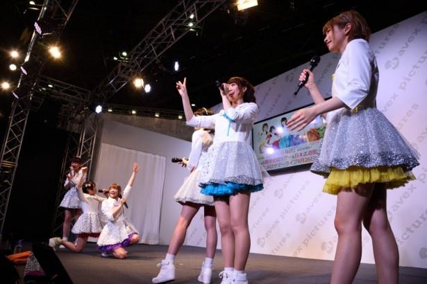 12thシングル「Ready Smile!!」を発表! i☆Risライブレポート【AnimeJapan 2016】