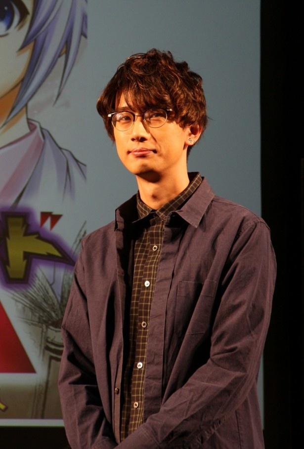 ゲストとして登場した人気声優の江口拓也