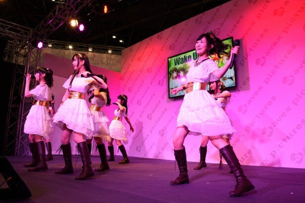 「AnimeJapan 2016」Wake Up, Girls!ステージの様子