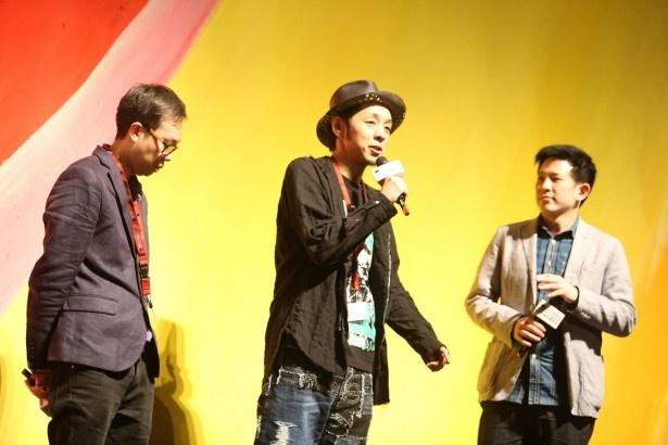 宮藤官九郎監督が香港国際映画祭に初参加