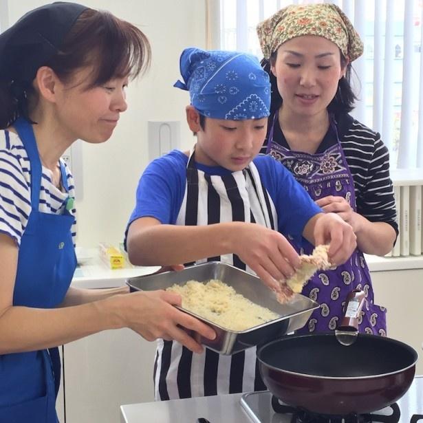料理体験やクイズなどを通して、「野菜が好きになった」との子どもたちの声もあがった