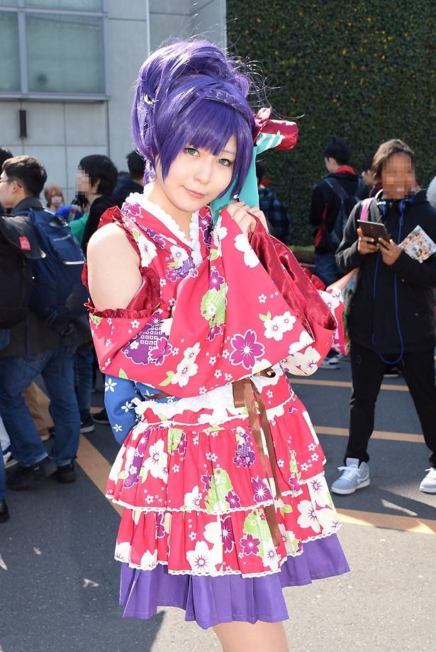 「ラブライブ!」レイヤーが集結!AnimeJapan2016で見つけたコスプレ美女(その1)