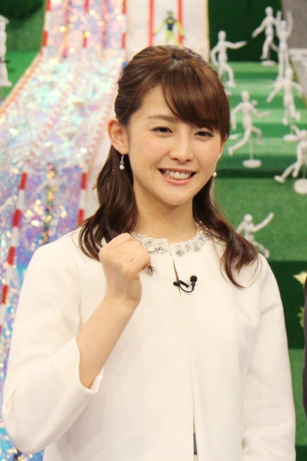 宮司アナは浜田との初共演についてコメント