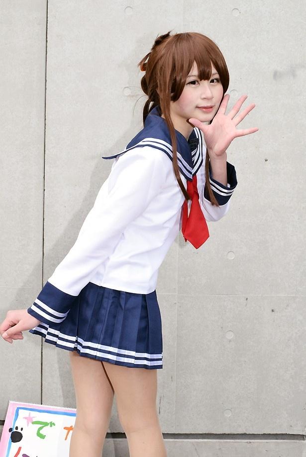 「艦これ」「物語シリーズ」が人気! AnimeJapan2016で見つけたコスプレ美女(その3)