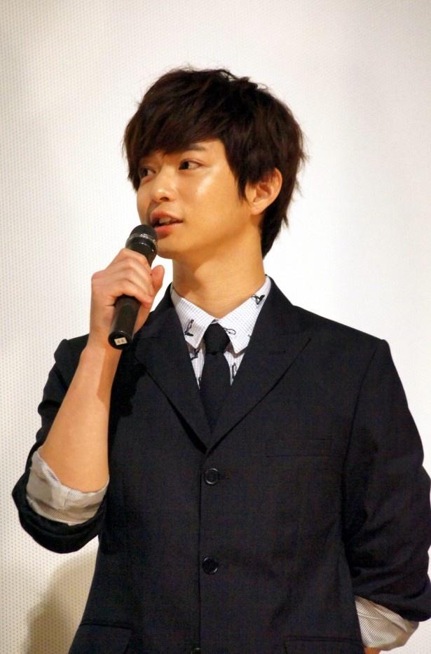 千葉は、共演した松田に「お兄ちゃんと呼ばせてもらった」とコメント