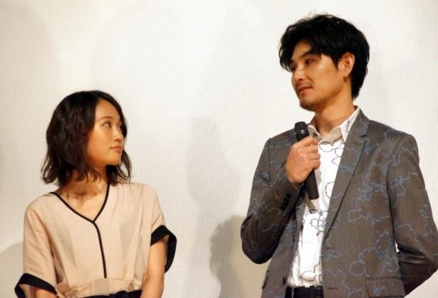 前田は普段の松田の姿に対し、「かわいかった」とコメント