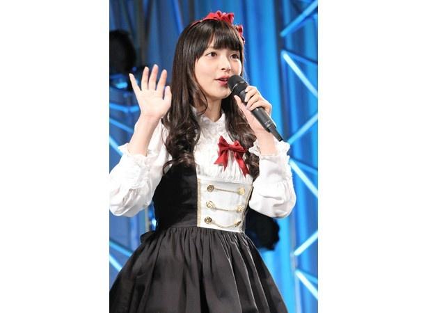 上坂すみれが選んだムフフシーンも紹介!「ラクエンロジック」ステージ【AnimeJapan 2016】