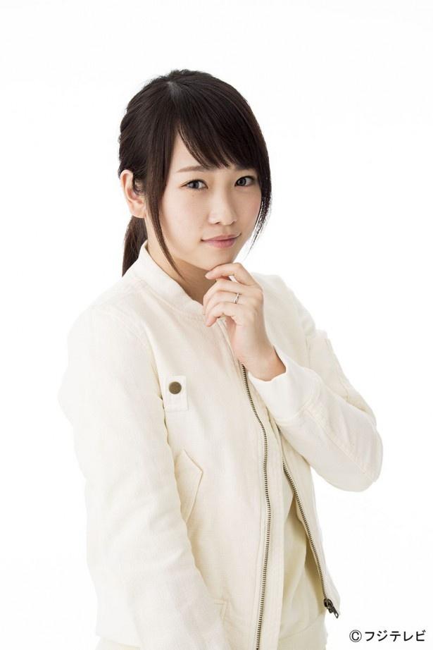 4月14日(木)スタートのドラマ「早子先生、結婚するって本当ですか?」に川栄李奈が出演