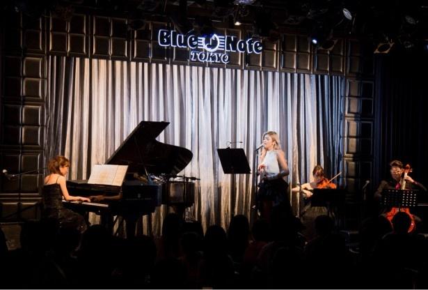 ローラがBLUE NOTE TOKYOでオペラを披露!