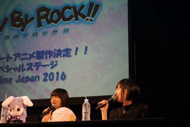 「SHOW BY ROCK!!」ステージイベントの様子