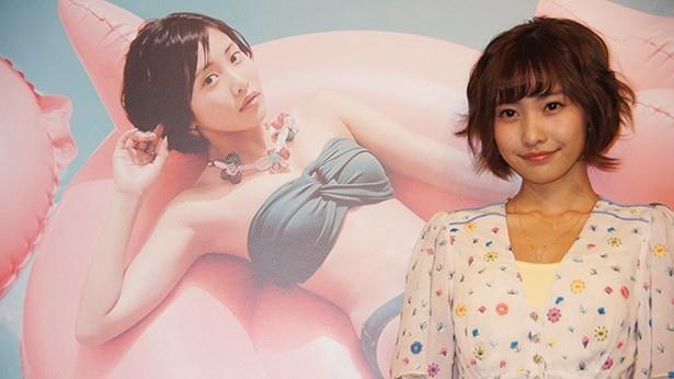 過去には小島瑠璃子や桐谷美玲も務めたキャンペーンガール