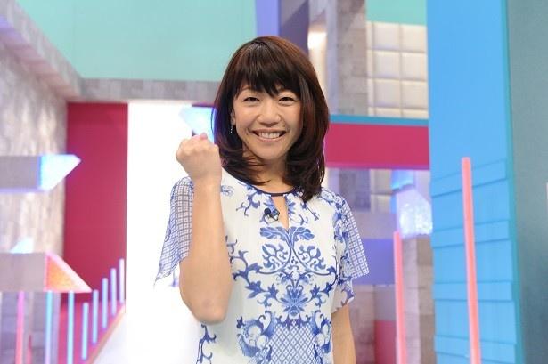 4月2日(土)放送の「Qちゃんに見せたい!厳しい世界」で高橋尚子が番組MCに!