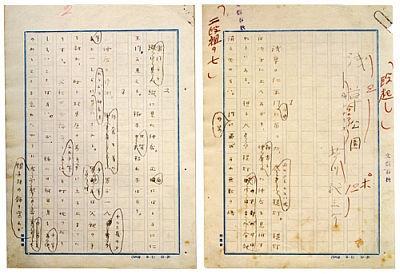 あの芥川龍之介の草稿が最低落札価格300万円で手に入る!「浅草公園」200字詰完・46枚