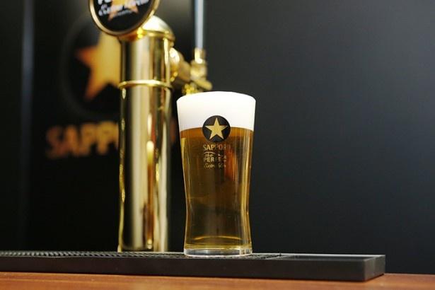 完璧な生ビールを目指すサッポロ生ビール黒ラベル