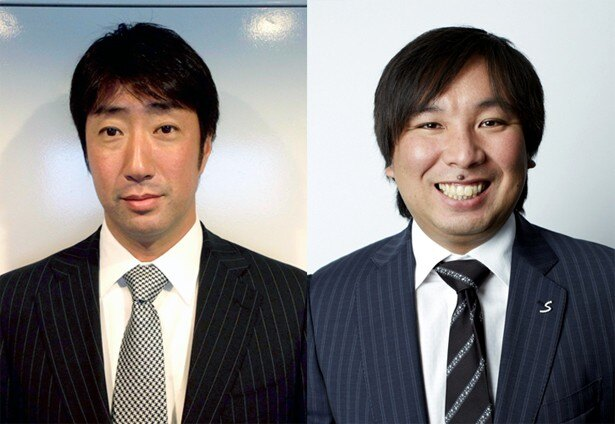 ピッチャー・薮田安彦、キャッチャー・里崎智也のバッテリーが始球式で復活