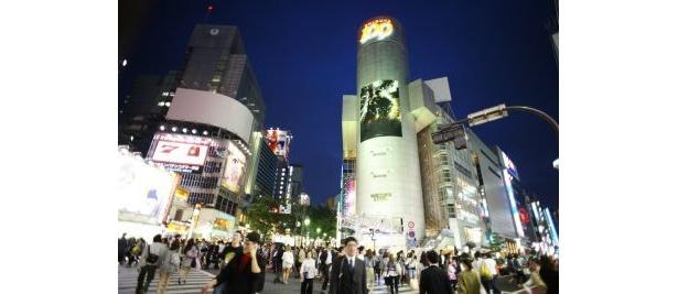 ほかにも、いつもの渋谷を…