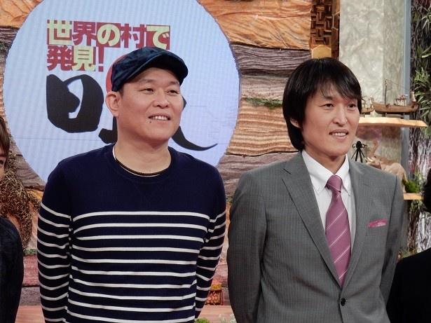 【写真を見る】千原ジュニアは新レギュラーの3人に「ちょくちょく旅人として行ってほしい!」と期待