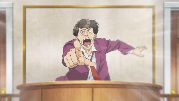 アフレコ印象は、いい意味で「バカバカしい」!? TVアニメ「逆転裁判」メインキャスト&スタッフ囲み取材